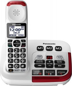 best amplified cordless phone