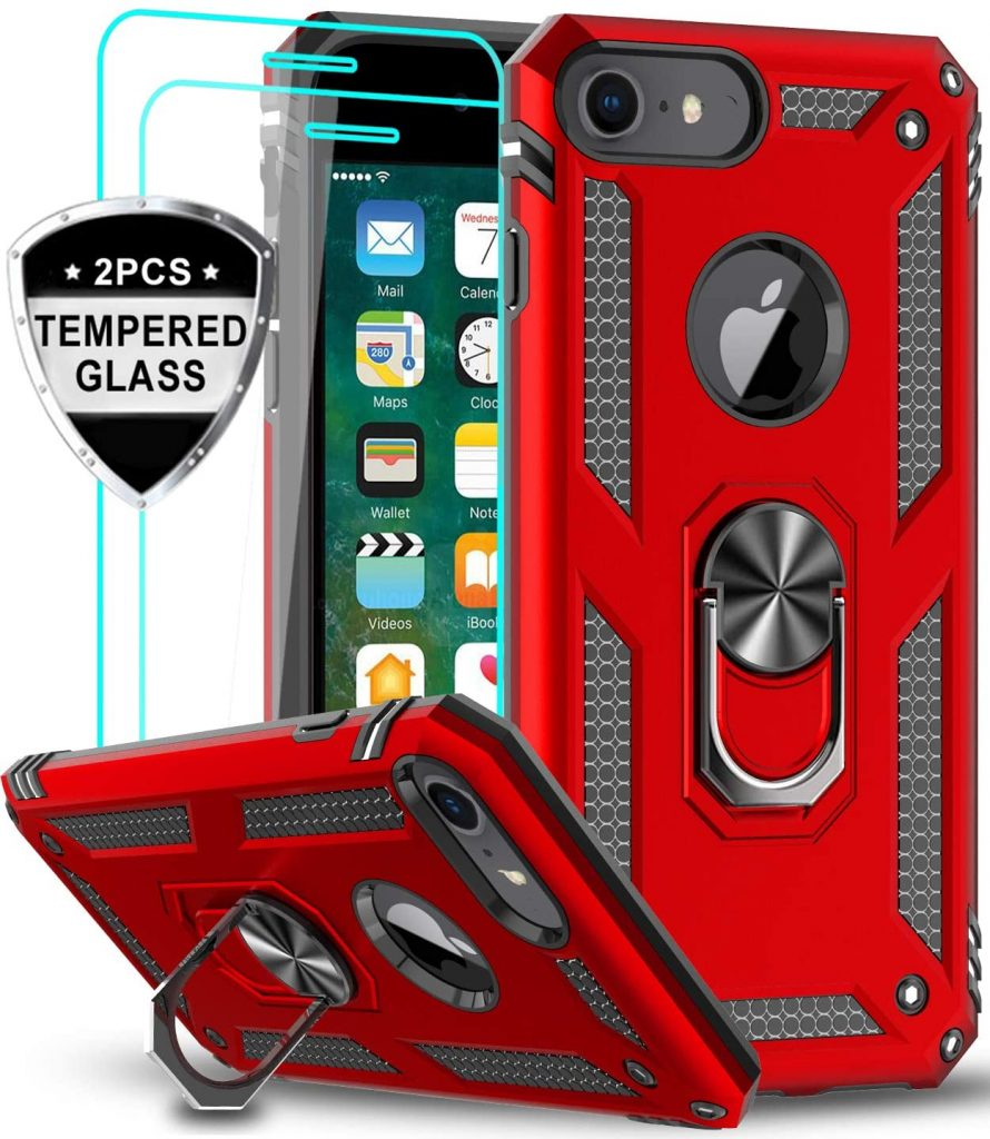 best red apple iphone case